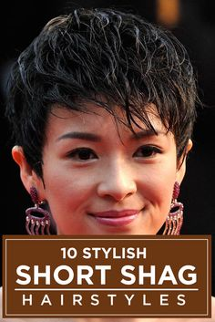 10 Stylish Short Shag Hairstyles To Inspire You