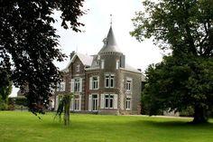 Kasteel Froidthier (Thimister-Clermont) 14 personen   Ardennes Relais