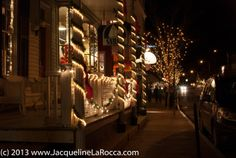 St. Michaels, Maryland during the ChristmasSeason