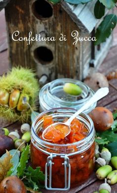 Pumpkin Orange Jam