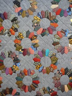 Mary & Patch: Quilt en Sud