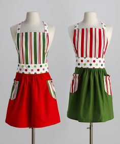 Opinion Adult holiday aprons final