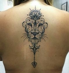Impressive Back Tattoo Designs That Are Cool Masterpieces - Page 82 of 200 - CoCohots Diy Tattoo, Full Tattoo, Tattoo Fonts, Tattoo Quotes, Script Tattoos, Leo Tattoos, Couple Tattoos, Body Art Tattoos, Sleeve Tattoos