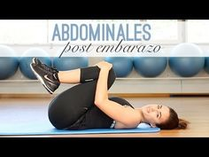 Abdominales post embarazo