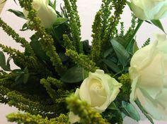 valkeat ruusut