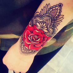Fresh WTFDotworkTattoo Find Fresh from the Web Cheeky addition #tattoo #ink #freshink #freshtat #dotwork #linework #rose #colours #blackandwhite #mandala #strength #happy #loveit #f4f #follow4follow #l4l #likeforlike #potd #instaedit beckymk5_ WTFDotWorkTattoo