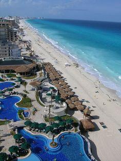 Cancun Beach, Mexico