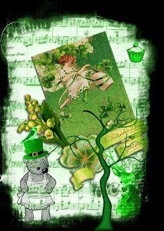 Bastelmania: Green