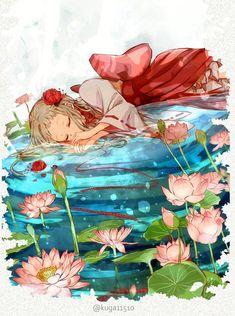 Anime Angel, Anime Demon, Anime Films, Anime Characters, Cute Anime Wallpaper, Satsuriku No Tenshi, Female Anime, Anime Kawaii, It Goes On