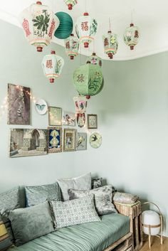 Curiosities In ParisIf there's one thing to take away from this Parisian apartment of curiosities, it's don't overthink it. Perfection can only damper creativity and charm. And it's no surprise that this home's chic style has come together so effortlessly at the hands of Isabel Marant's CEO Sophie Duruflé. There are so many details that inspire here, like odd clusters of art, mixed colored candles, a painted wood pallets as a coffee table . . . are you taking notes yet? I already have plans…