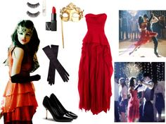 """""""Another Cinderella Story Masquerade Ball"""" by falling4fashi0n on Polyvore"""