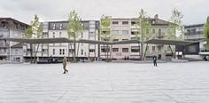 Localarchitecture .  The New Market Square Cover . Renens (3)