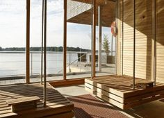 Am 24.09. war der Tag der Sauna. Wir haben dazu mal nach wunderschönen und interessanten Saunalandschaften recherchiert.
