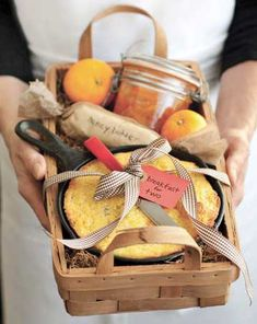 Homemade Gifts for Family - Sweet and Savory Breakfast - Click pic for 25 DIY Gift Baskets Ideas