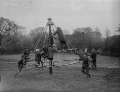 Witch's hat. I shied away from these. They seemed lethal! There was always some fearless kid spinning it round like a loony!!!