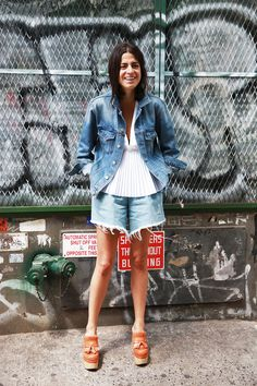 How to Wear Clogs - Man Repeller