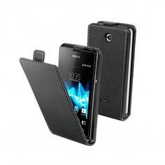 Custodia Sony Xperia E Made for Xperia Slim - Nero