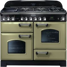 Falcon cooker. Owned one in Fitzroy North, they are brilliant