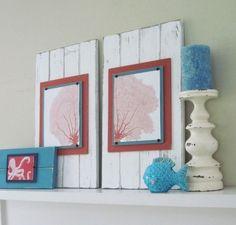 Create a Hip Beach Cottage | http://nauticalcottageblog.com