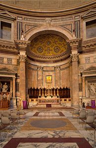 Panteão (Roma) – Wikipédia, a enciclopédia livre