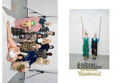 Juergen Teller for Vivienne Westwood FW 17.18 Campaign