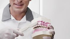 How do you make a homemade denture cleaner?