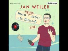 Mein neues Leben als Mensch - Hörbuch von Jan Weiler - YouTube