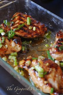 The Gingered Whisk: Hawaiian BBQ Chicken