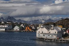 Skrova 2 by nb_harstad, via Flickr Beautiful Norway, Lofoten, Our Planet, That Way, Places To Go, Island, Mansions, Country, House Styles