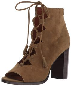 5b41f50af Womens Mid Calf Boots · FRYE Women's Gabby Ghillie Dress Sandal ** Great  having you for having viewed our picture