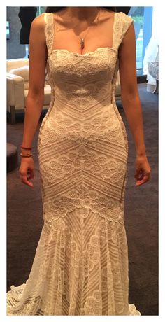 Wtoo Pippin Wedding Dress alterations! - Weddingbee