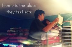 Home Is My Shelter