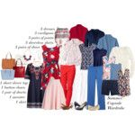 8-week Summer Capsule Wardrobe