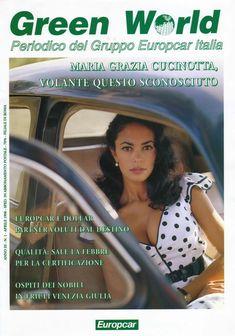 Green World 1998 Maria Grazia Cucinotta