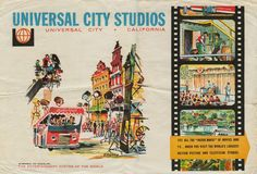 Neato Coolville: SOME OLD SOUVENIRS AND STUFF FROM UNIVERSAL STUDIOS