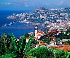 Funchal, Madeira.  My heart will forever be here!