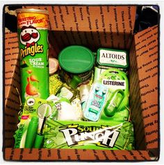 Care Package Ideas for Your College Student - St Patty