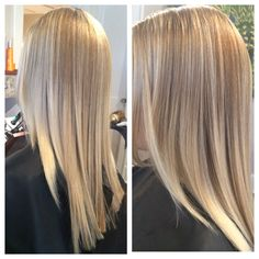 Balayage hair trends lighter and brighter on the ends babylights baby light fine foils baby lights babylights highlights soft lightest ash beige by Natalie Solotes at Exclusively Hair on Transit buffalo ny salon east Amherst
