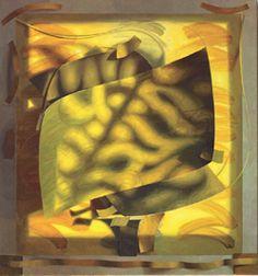 Benedict Rubbra - Sunlit Tree The Art Room: Home Page - Devon Art Gallery, Topsham