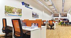 """AEGON Magyarország - """"Hütte"""" és Lendület Iroda - Poziteam Executive Office Furniture, Conference Room, Desk, Interior, Table, Projects, Home Decor, Log Projects, Desktop"""