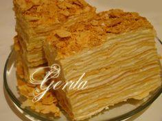 Napoleon Cake - Наполеон