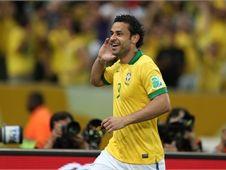 Fred-----Brazil striker