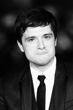 Josh Hutcherson attends the 'The Hunger Games: Catching Fire' Premiere during The Rome Film Festival at Auditorium Parco Della Musica on November 2013 in Rome, Italy. Josh Hutcherson, Josh And Jennifer, Gorgeous Men, Beautiful People, Catching Fire, Favorite Person, Man Crush, Hunger Games, Celebrity Crush