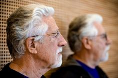 Don, left, and Dave attend the first-ever Twinfest, Saturday, June 7, 2014, at the University of Washington in Seattle. The purpose of the event was to raise awareness of the UW Twin Registry and the value of twin research. More than 120 pairs of twins met at the event.