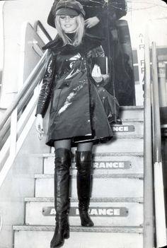 Brigitte Bardot b/w