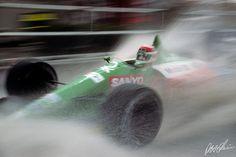 F1 1990 - USA GP - Benetton B189B - Nelson Piquet