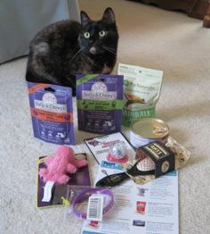 Enter our giveaway to win a Spoiled Rotten Cat Box from Petflow for your kitties!