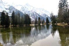 Chamonix   Travel blog -  Chamonix Lake