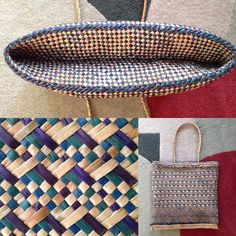 Kete whakairo niho taniwha more pics: base, close-up & inside out. Always take a deep breath before - dream_weaving_uk Flax Weaving, Bamboo Weaving, Basket Weaving, Polynesian Designs, Maori Designs, Take A Deep Breath, Breath In Breath Out, Maori Patterns, Deep Breathing Exercises