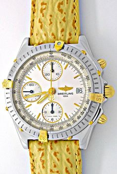 Foto 2, Hr-Breitling-Chronomat St/G Limit. Shop! Neuz Portofrei, U1867
